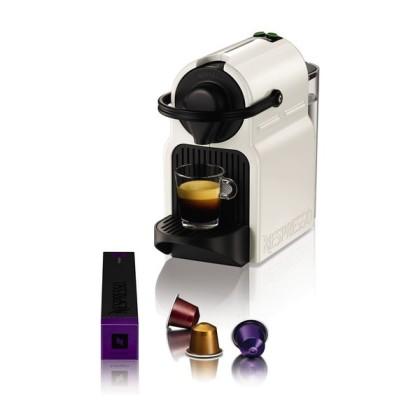 Krups Inissia XN1001 Pod coffee machine 0.7L Alb