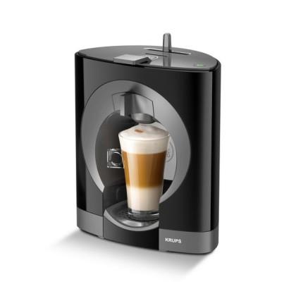 Krups KP1108 Pod coffee machine 0.6L Negru cafetiere