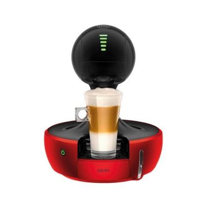 Krups KP3505 Pod coffee machine 0.8L Negru, Roşu cafetiere