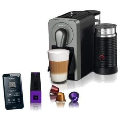 Krups XN 411 T Pod coffee machine 1cups Titan