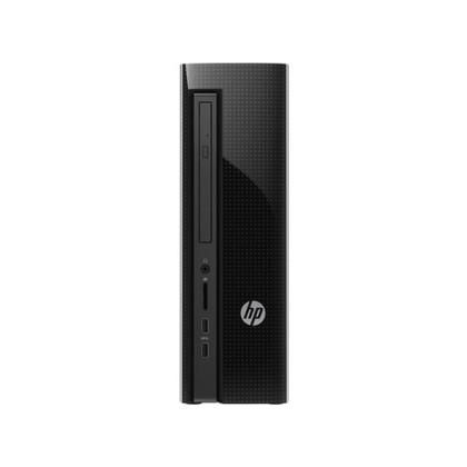HP Slimline 450-A100NS 1.8GHz A6-6310 Spaţiul de lucru Negru