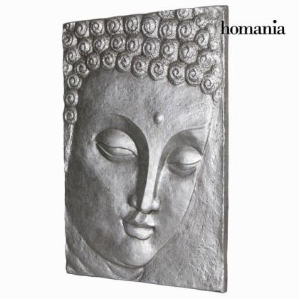 Tablou buda argintiu  by Homania