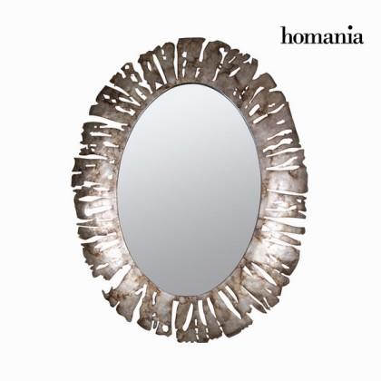 Oglindă ovală bronz învechit by Homania