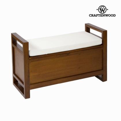 Banchetă tapițată cu sertar - Let's Deco Colectare by Craftenwood