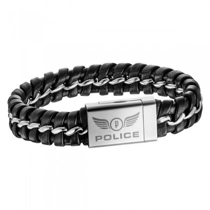 Brățară Bărbați Police S14AAP01B (8 cm)