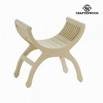 Banchetă yuyu albă - Let's Deco Colectare by Craftenwood