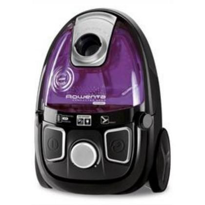Rowenta RO5349EA Drum vacuum cleaner 1.5L 2000W A Negru, Purpuriu aspiratoare