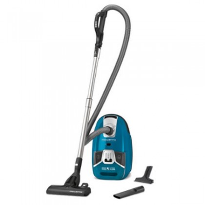 Rowenta Silence Force Compact 4A Cylinder vacuum cleaner 2L 750W A Albastru