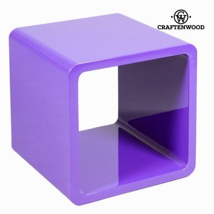 Cub minimalist violet by Craftenwood