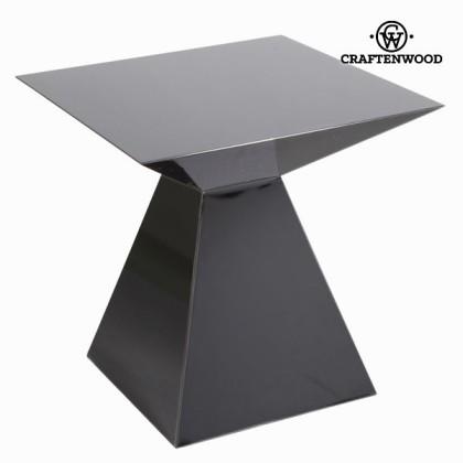Masă auxiliară moderna neagră by Craftenwood