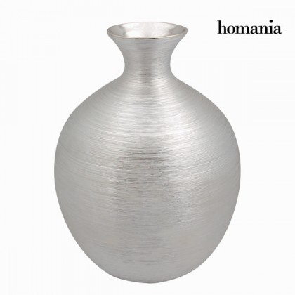 Vază de ceramică argintie - Jungle Colectare by Homania