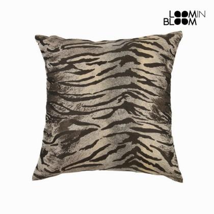 Pernă tigru bej - Jungle Colectare by Loom In Bloom