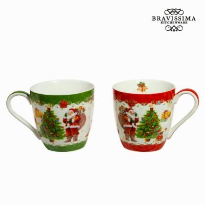 Set de 2 carafe crăciun by Bravissima Kitchen