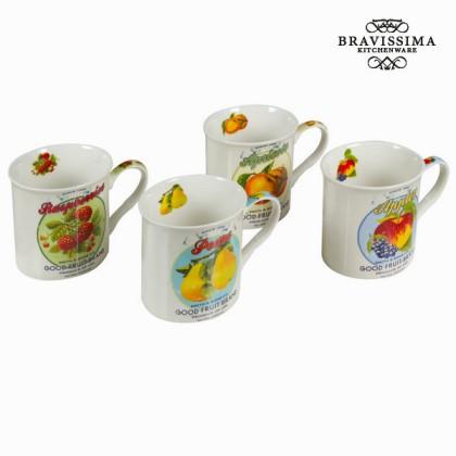 Tazas - Kitchen's Deco Colectare by Bravissima Kitchen