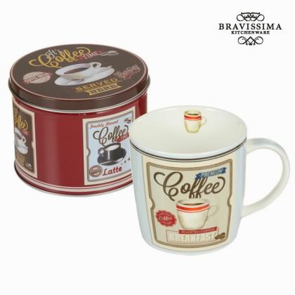 Ceașcă cu cutie breakfast - Kitchen's Deco Colectare by Bravissima Kitchen