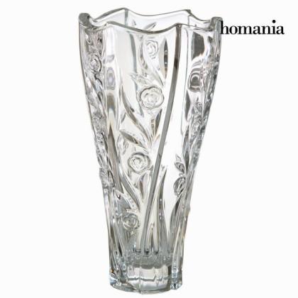 Vază de flori roses - Pure Crystal Kitchen Colectare by Homania