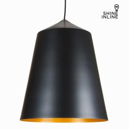 Lampă din aluminiu neagră by Shine Inline