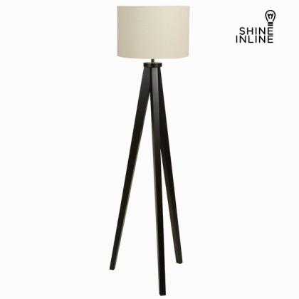 Lampă cu picior din fag by Shine Inline