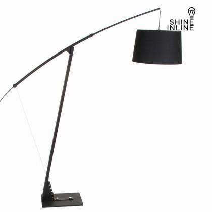 Lampă cu picior neagră by Shine Inline