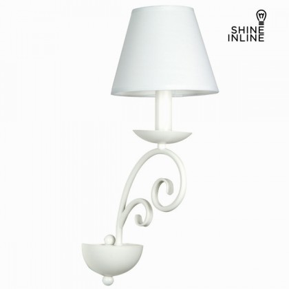Lampă aplic de perete albă by Shine Inline