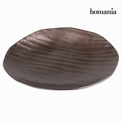 Decor central rotund bronz - New York Colectare by Homania