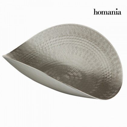 Decor central curbat argintiu - New York Colectare by Homania