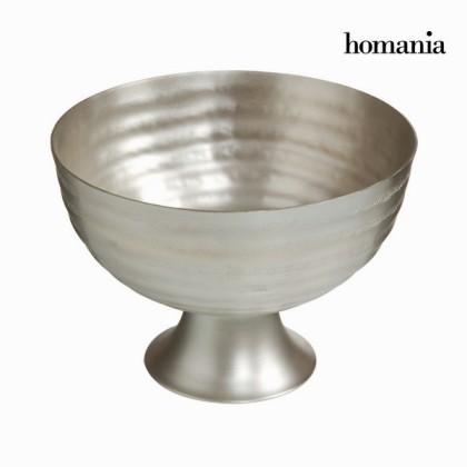 Decor central cu picior argintiu - New York Colectare by Homania