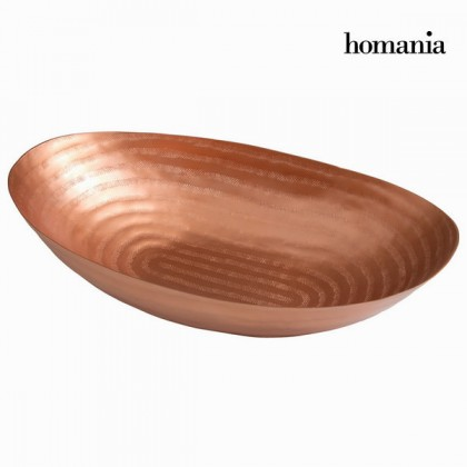 Decor central oval cupru - New York Colectare by Homania