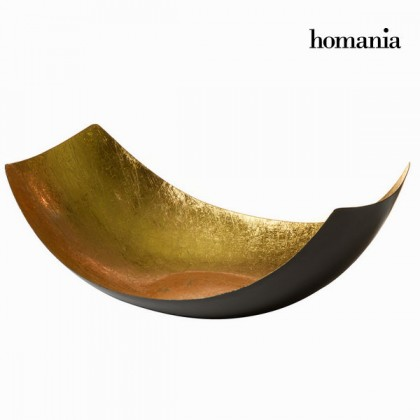 Decor central concav auriu - New York Colectare by Homania