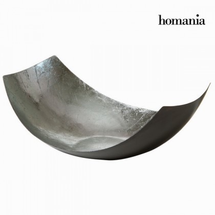Decor central concav argintiu - New York Colectare by Homania