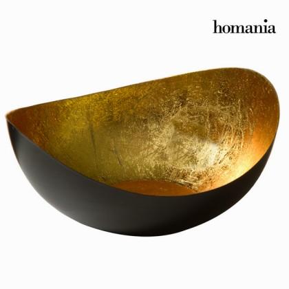 Decor central oval auriu - New York Colectare by Homania
