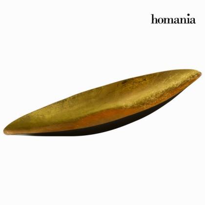 Decor central barcă auriu - New York Colectare by Homania