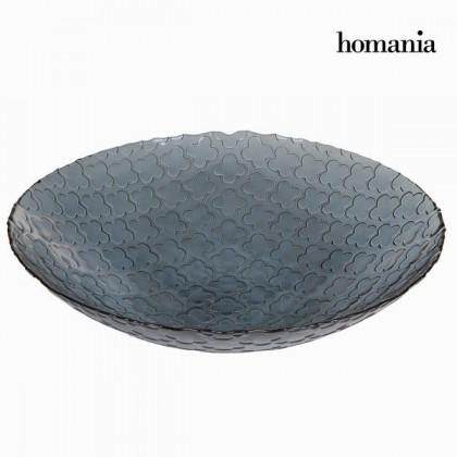 Decor central trifoi gri - Crystal Colours Kitchen Colectare by Homania