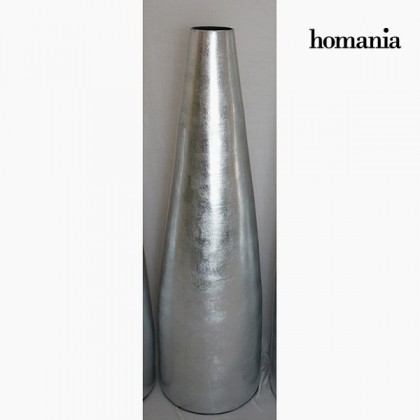 Vază bambus argintie by Homania