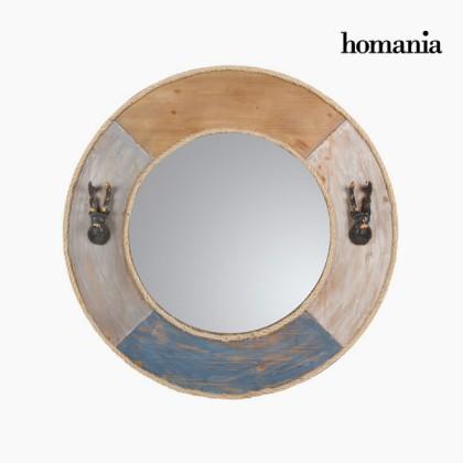 Oglindă rotundă din metal by Homania