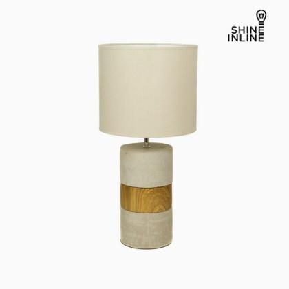 Lampă de masă ceramică / beton by Shine Inline