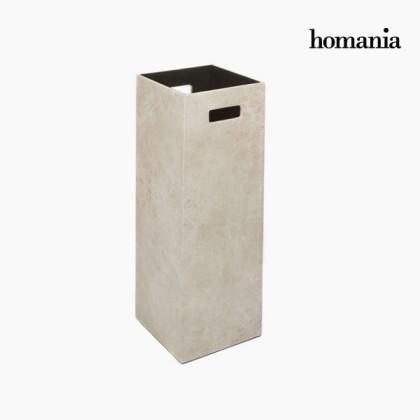 Stativ umbrelă bej pătrat by Homania