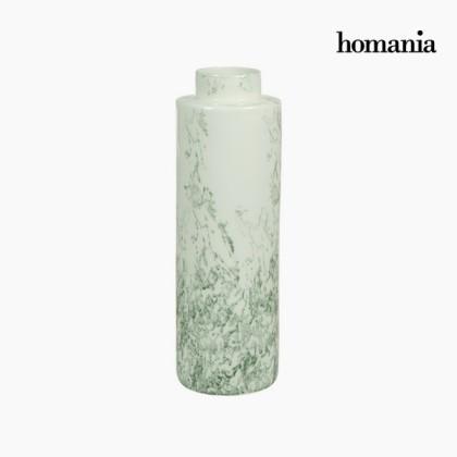 Vază albă ceramică gri by Homania