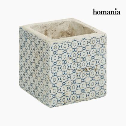 Vas ceramic albastru by Homania