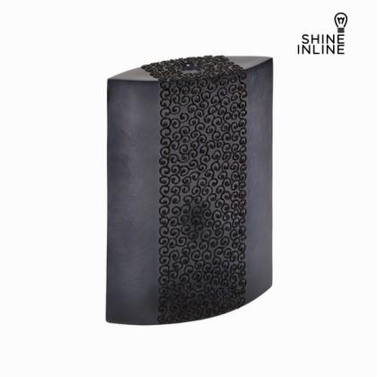 Lampă rectangulară neagră by Shine Inline