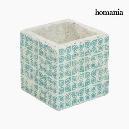 Ghiveci de ceramica turcoaz by Homania