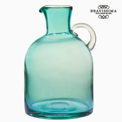 Borcan cu mâner sticlă verde by Bravissima Kitchen