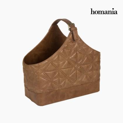 Suport reviste maro by Homania