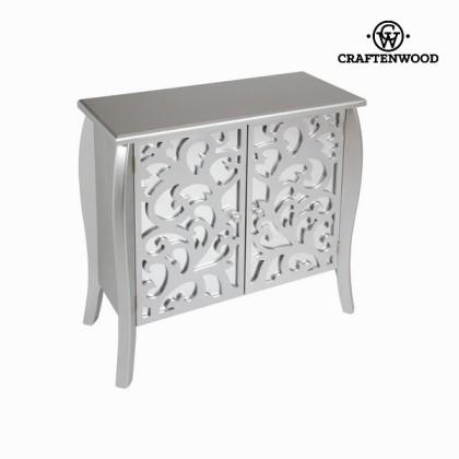 Piesă de mobilier consolă argintie - Radiance Colectare by Craftenwood