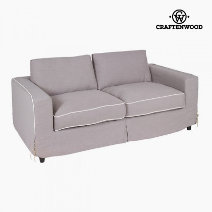 Canapea maro 180x100x60 cm  by Craftenwood