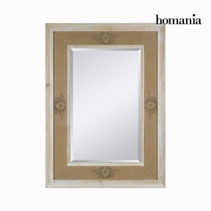 Oglindă din lemn - Far West Colectare by Homania