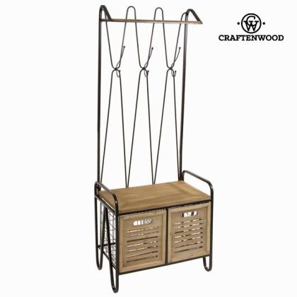 Piesă de mobilier cu două sertare by Craftenwood