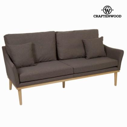 Canapea acoperiă cu pânză cu 3 locuri - Love Sixty Colectare by Craftenwood