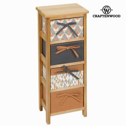 Piesă de mobilier archie cu 4 sertare by Craftenwood