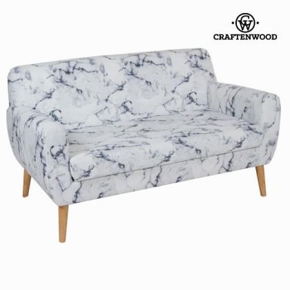 Canapea cu 2 locuri marmură by Craftenwood